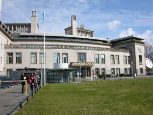 icty: International Criminal Tribunal for the former Yugoslavia in The Hague